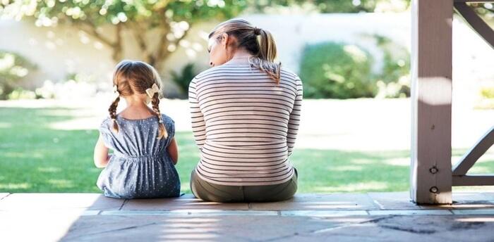Τρόποι να ενθαρρύνετε την επικοινωνία με το παιδί, όταν κάτι σας ανησυχεί!!
