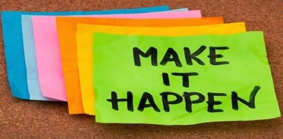 7 τρόποι για να επιμείνετε στους στόχους σας
